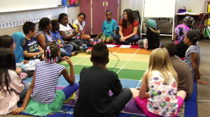 'Class meeting', integrating Positive Discipline into the curriculum with Sound Discipline.