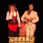 theater performance at Bumbershoot