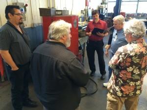 City of Seattle Vehicle Fleet Maintenance Facility Tour